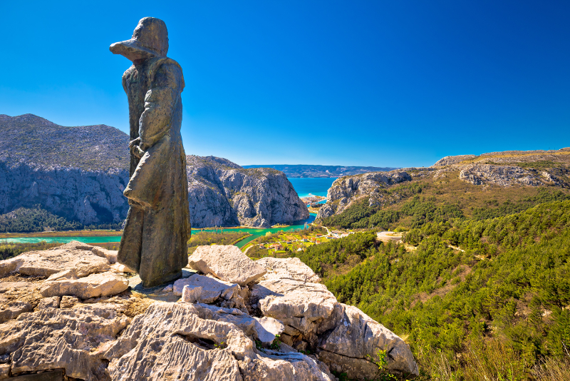 Omis day trips from Split