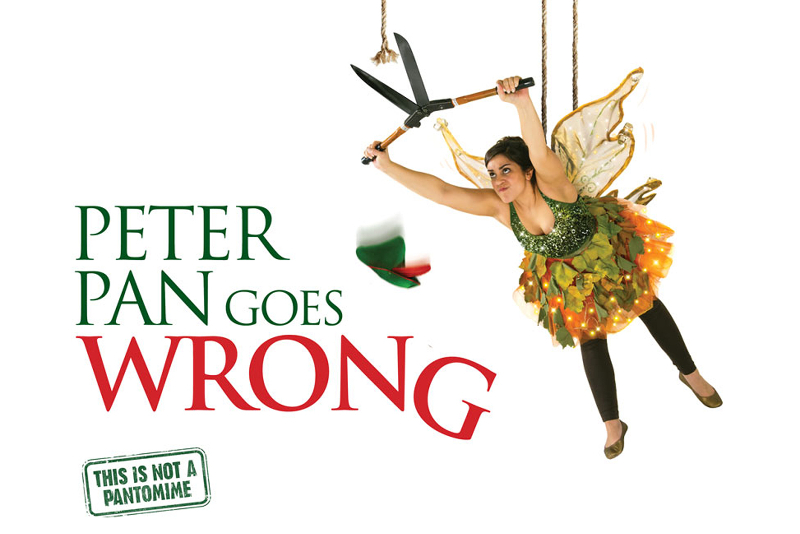 Peter Pan Goes Wrong - Meilleures Comédies Musicales à voir à Londres en 2019/2020