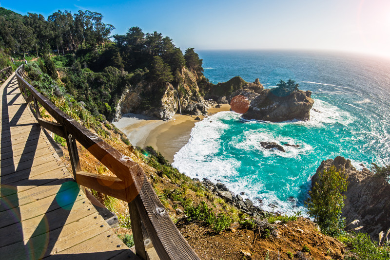 Pfeiffer Big Sur State Park day trips from San Francisco