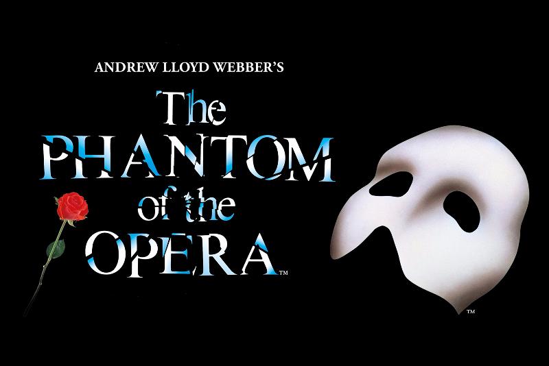 The Phantom of the Opera - Meilleures Comédies Musicales à voir à Londres en 2019/2020