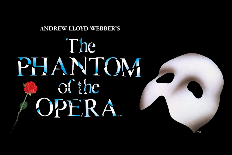 The Phantom of the Opera - Meilleures Comédies Musicales à voir à Londres en 2019/2020