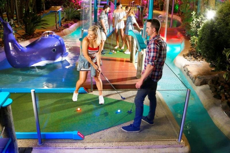 Putt Putt Mermaid Beach - #15 Gold Coast theme parks