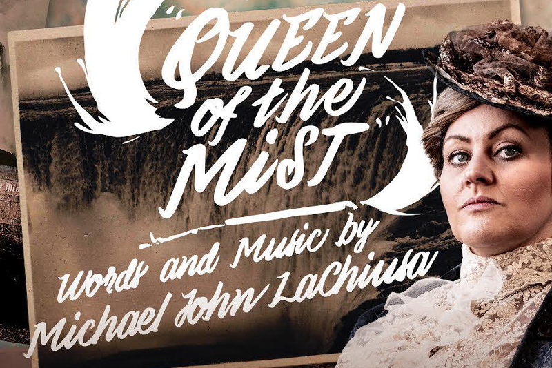 Queen of the Mist - Meilleures Comédies Musicales à voir à Londres en 2019-2020