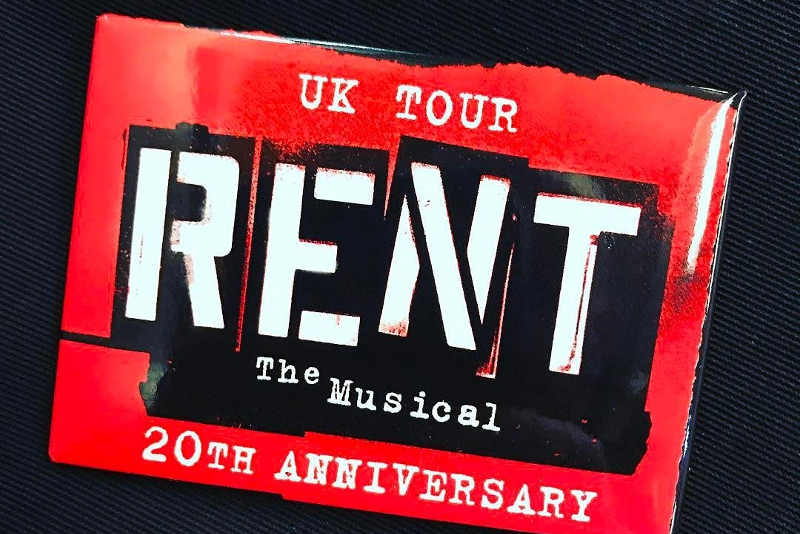 Rent - London Musicals