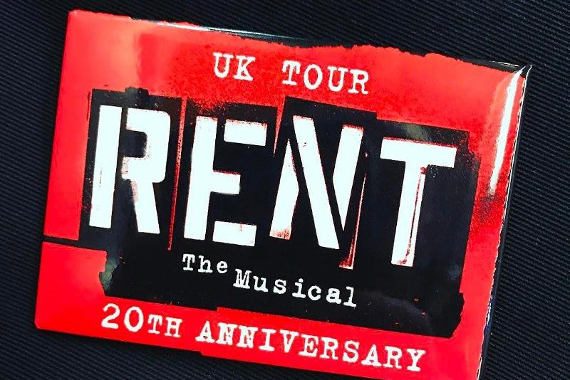 Rent - Meilleures Comédies Musicales à voir à Londres en 2019/2020