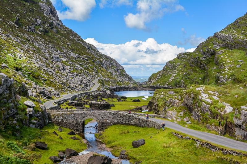 Viagens de um dia ao Ring of Kerry saindo de Dublin