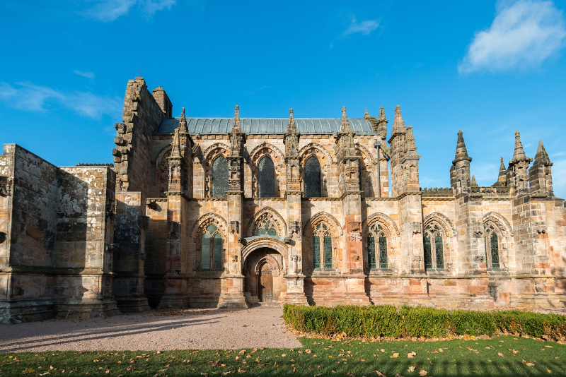Roslin - day trips from Edinburgh