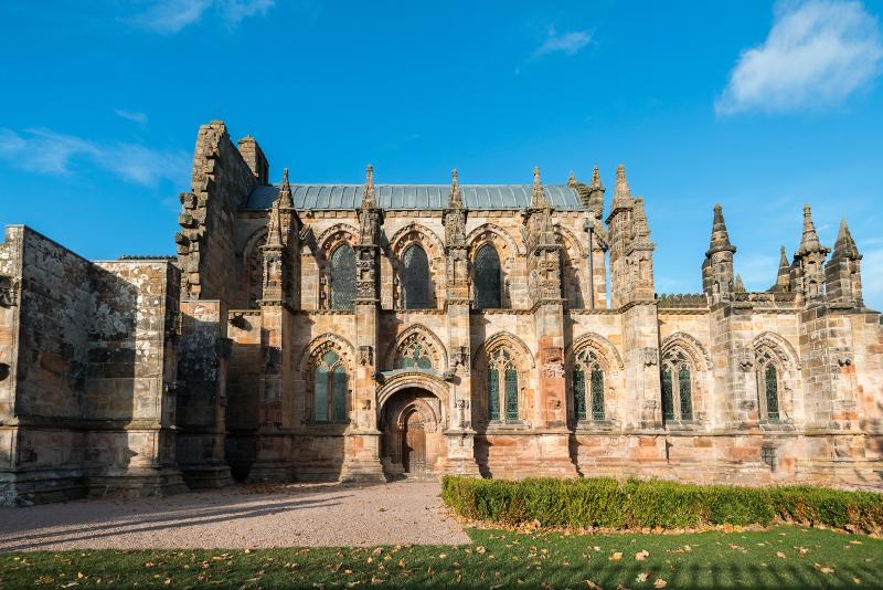 Roslin - excursiones de un día desde Edimburgo