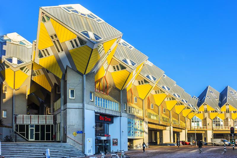 Rotterdam Tagesausflüge von Amsterdam