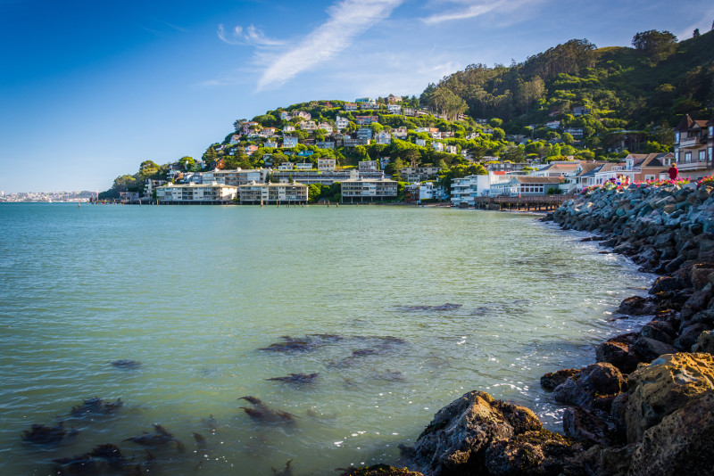 Sausalito day trips from San Francisco