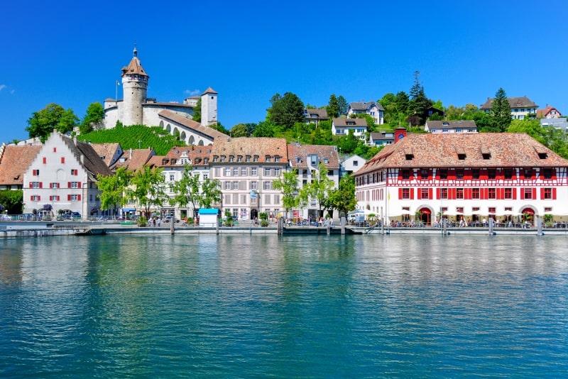 Schaffhausen day trips from Zurich