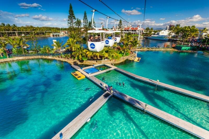 Sea World - #4 Gold Coast theme parks