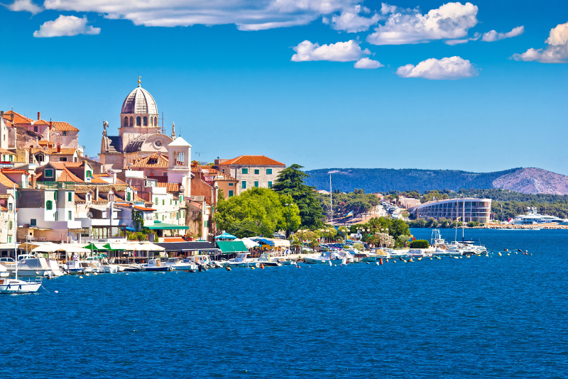 Excursiones de un día a Sibenik desde Split