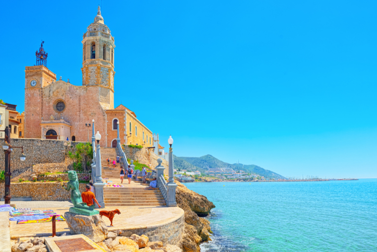 Sitges - day trips from Barcelona