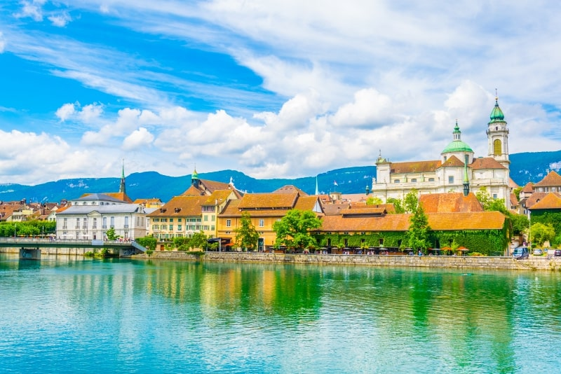 Solothurn day trips from Zurich