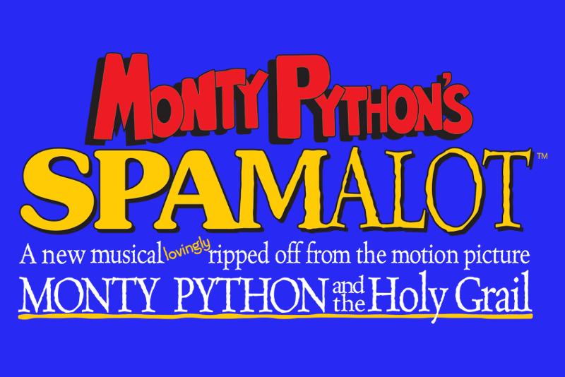Spamalot - Meilleures Comédies Musicales à voir à Londres en 2019/2020