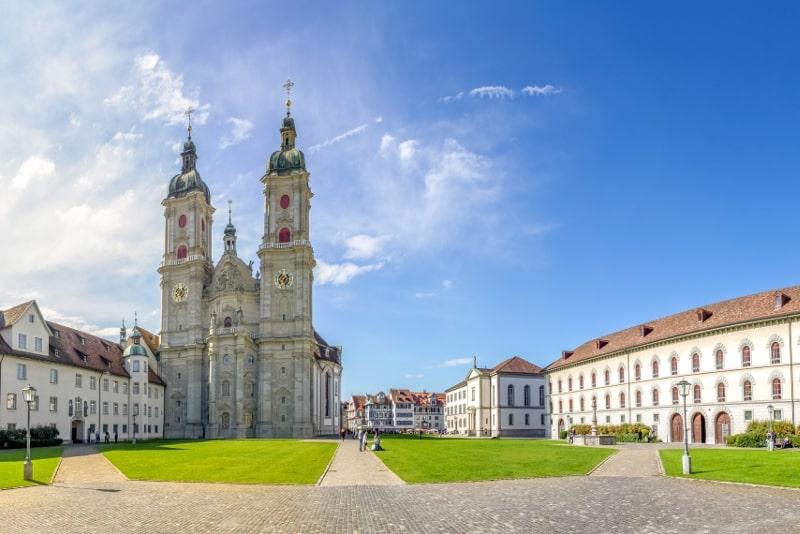 St Gallen day trips from Zurich