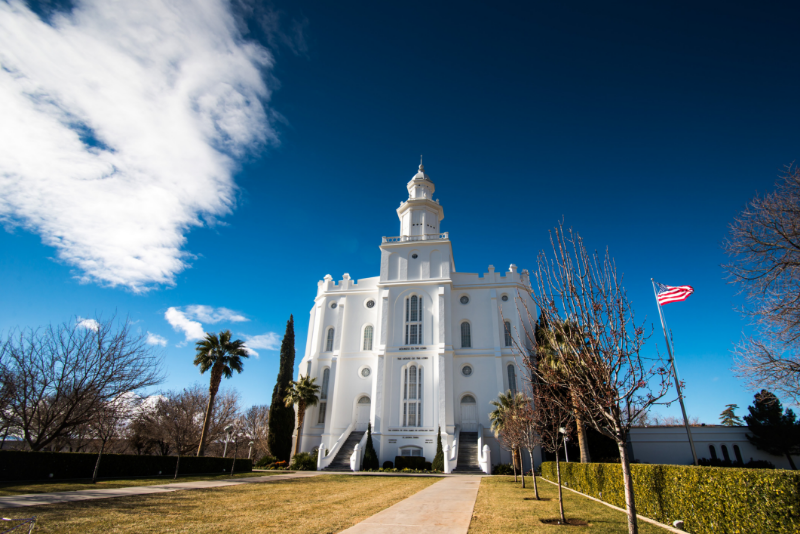 St George day trips from Las Vegas