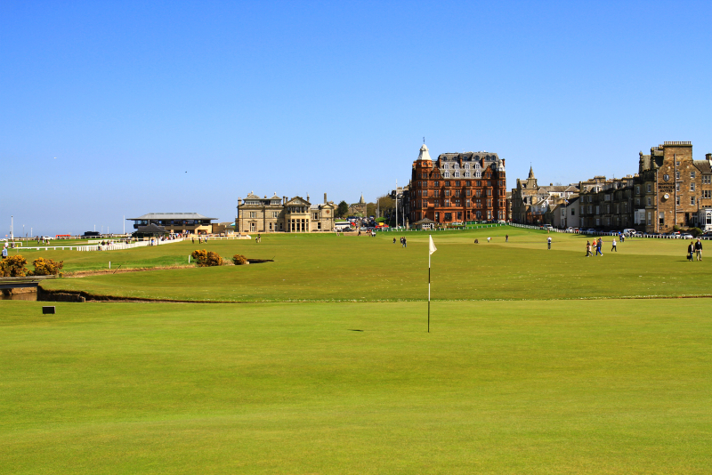 St. Andrews - day trips from Edinburgh