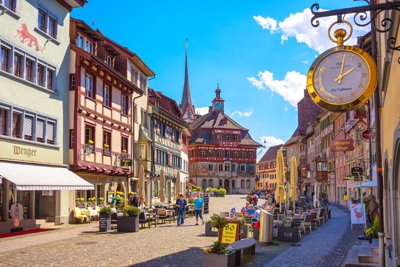 Escursioni di un giorno a Stein am Rhein da Zurigo