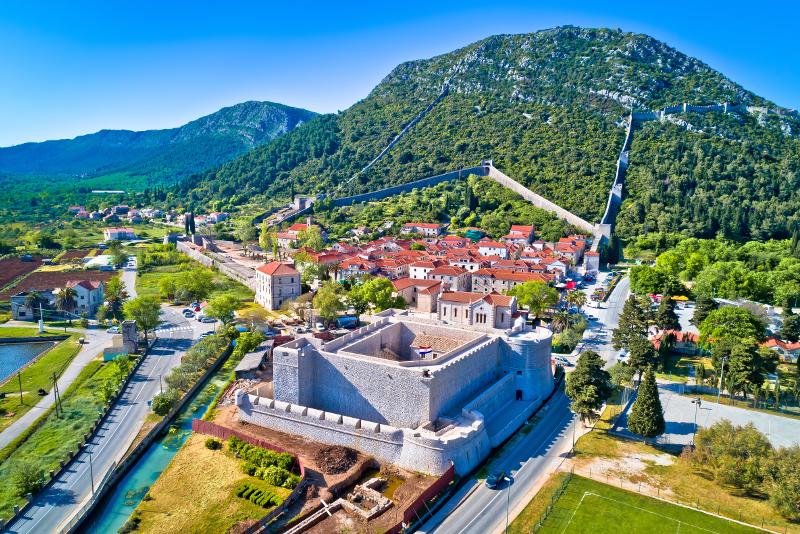 Excursiones de un día a Ston desde Dubrovnik