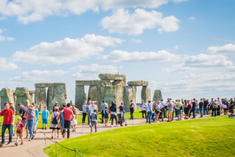 Preço de bilhetes para Stonehenge