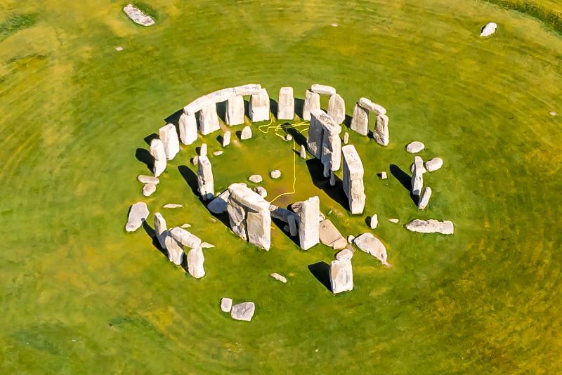 Stonehenge o que ver