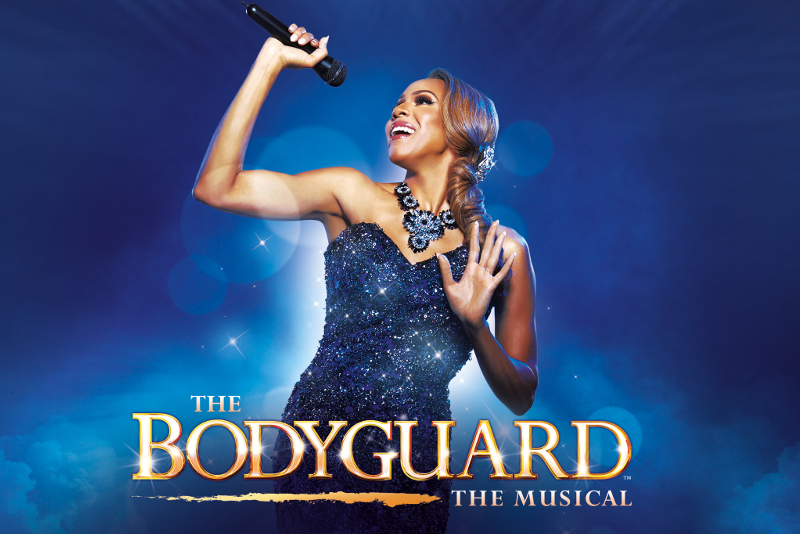 The Bodyguard - Meilleures Comédies Musicales à voir à Londres en 2019/2020