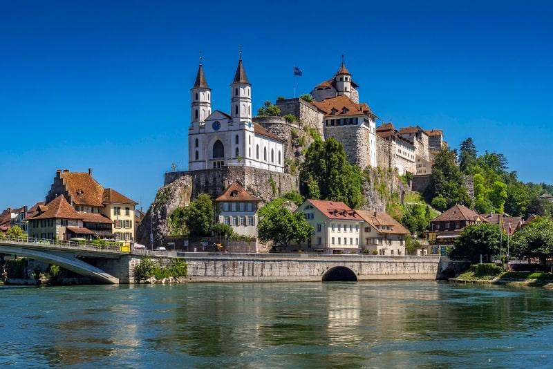 Gite di un giorno ai Castelli di Argovia da Zurigo