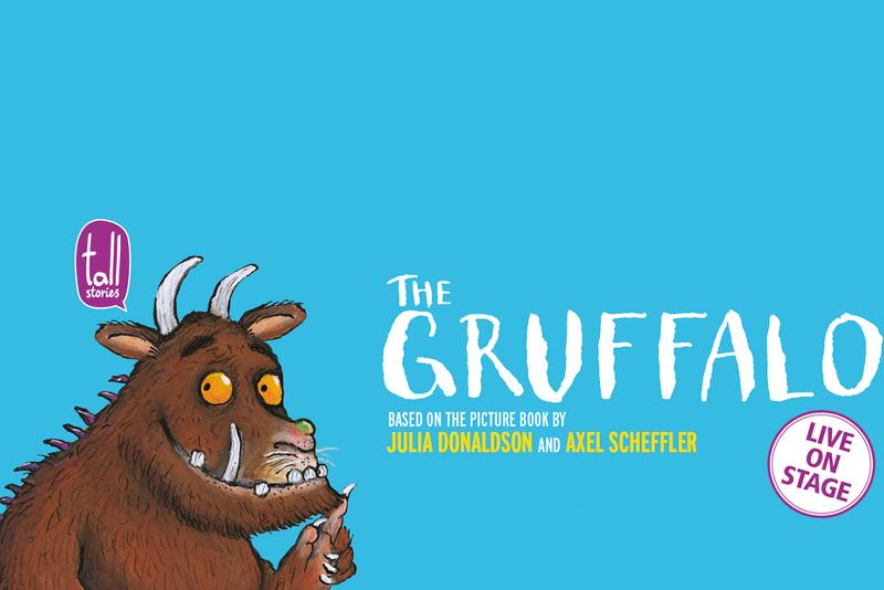 The Gruffalo - Meilleures Comédies Musicales à voir à Londres en 2019/2020