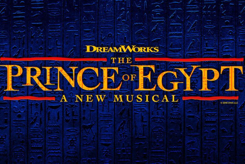 Le prince d'Egypte - London Musicals
