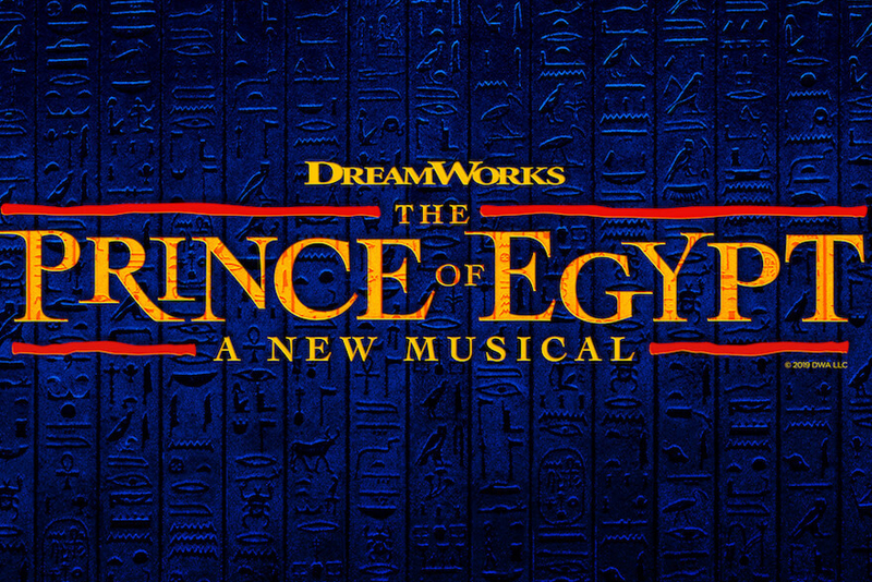 Le prince d'Egypte - London Musicals