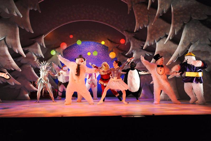 The Snowman - Meilleures Comédies Musicales à voir à Londres en 2019/2020