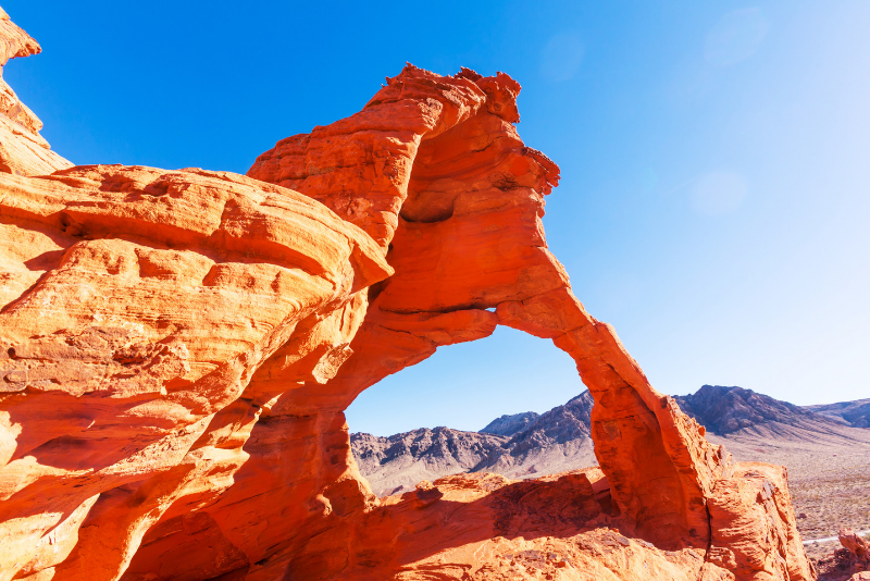 Tagesausflüge in den Valley of Fire State Park ab Las Vegas