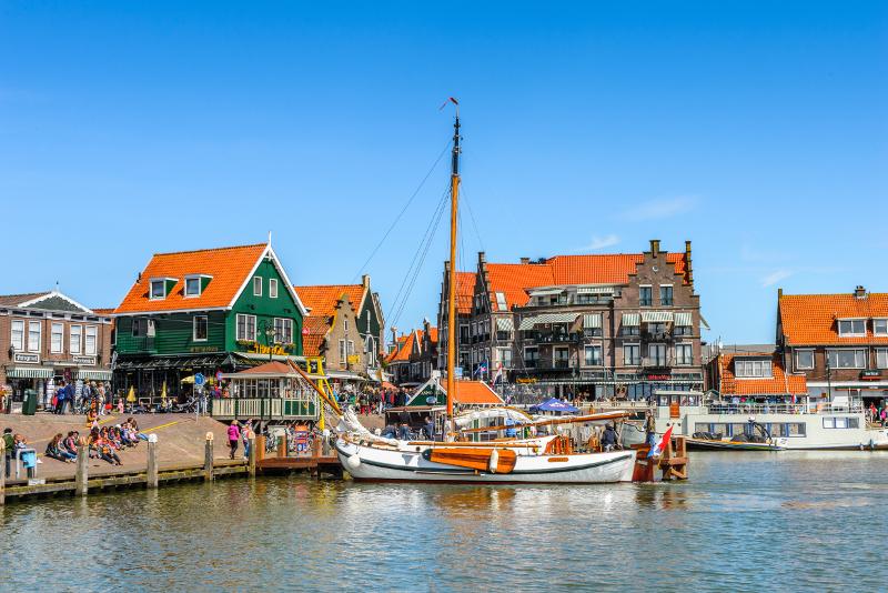 Volendam & Marken Tagesausflüge ab Amsterdam