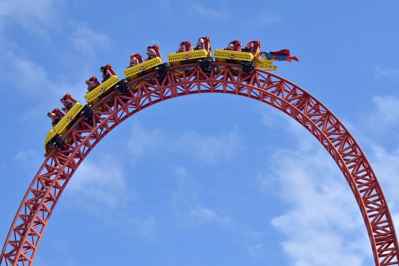 Warner Bros. Movie World - #3 Gold Coast theme parks