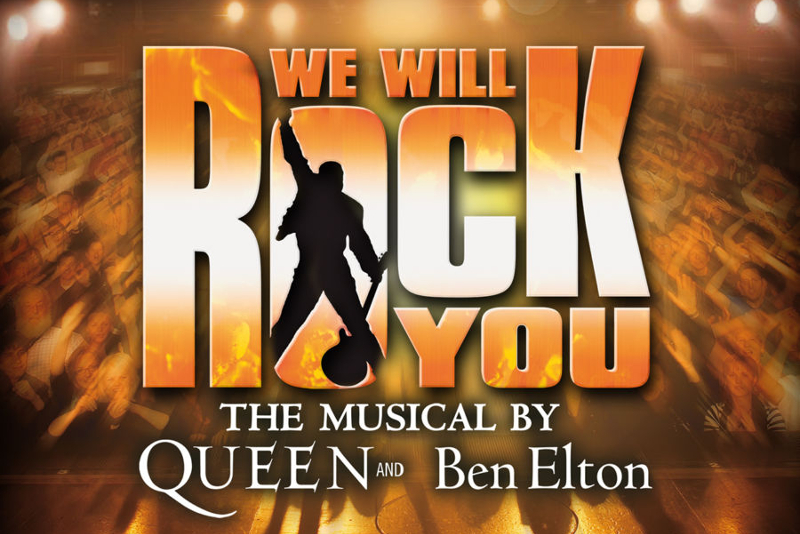We Will Rock You - Meilleures Comédies Musicales à voir à Londres en 2019/2020