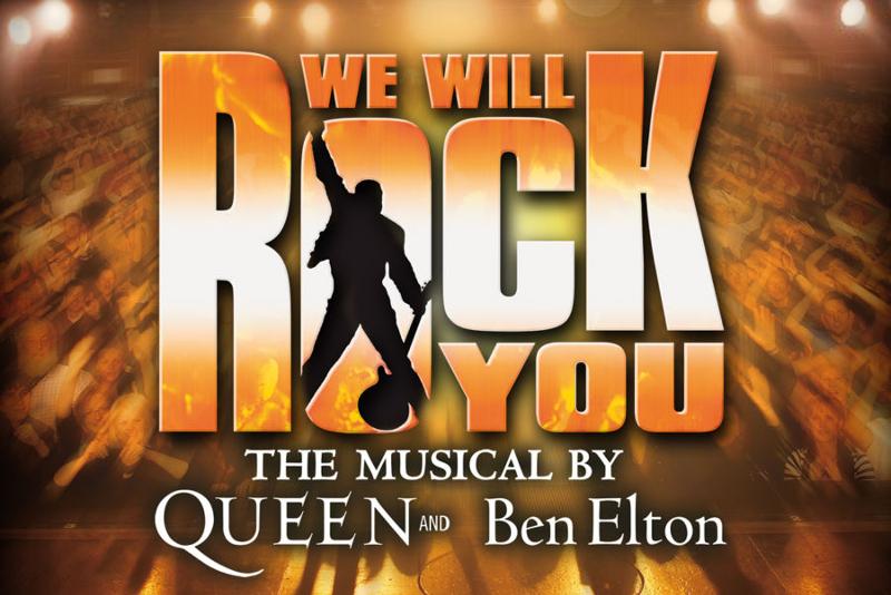 We Will Rock You - Meilleures Comédies Musicales à voir à Londres en 2019/2020