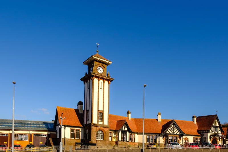Wemyss Bay - day trips from Edinburgh