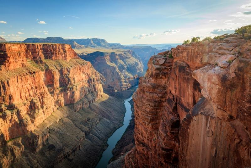 Excursão a Grand Canyon na Margem Oeste de Las Vegas