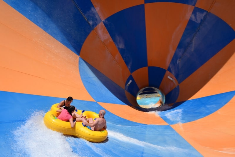 Wet'n'Wild Gold Coast - #5 Gold Coast theme parks