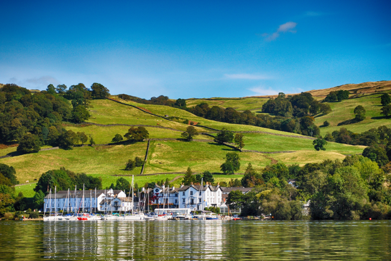 Windermere - day trips from Edinburgh
