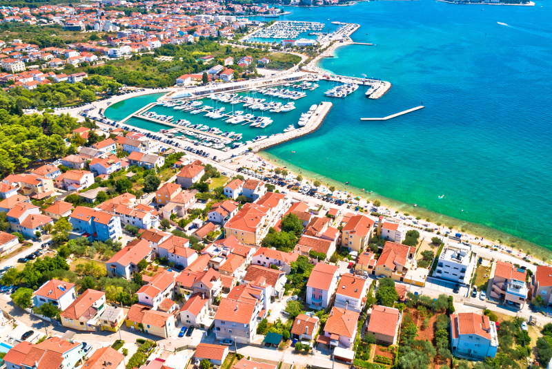 Excursiones de un día a Zadar desde Split