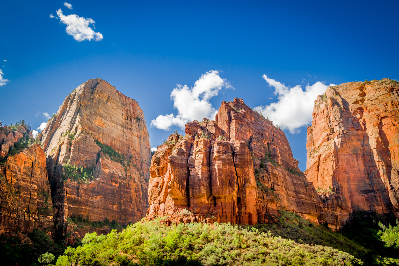 Zion National Park day trips from Las Vegas
