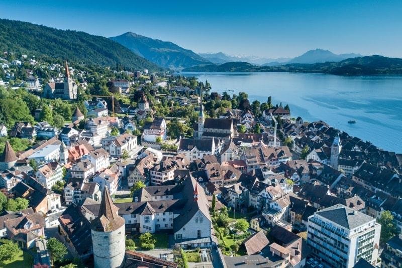 Gite di un giorno a Zugo da Zurigo
