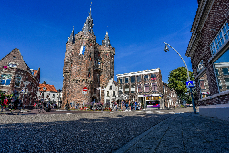 Zwolle day trips from Amsterdam