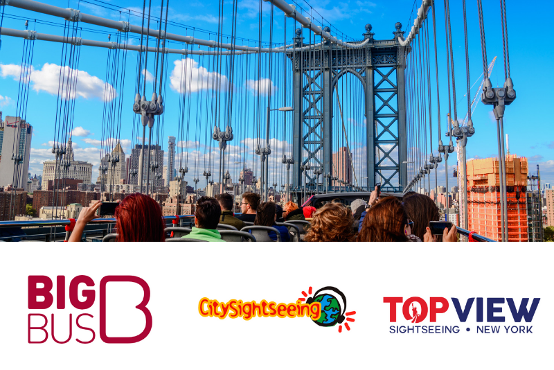 best hop on hop off NYC bus tours companies
