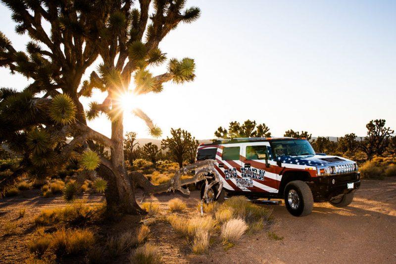 Excursão ao Hummer no Grand Canyon saindo de Las Vegas