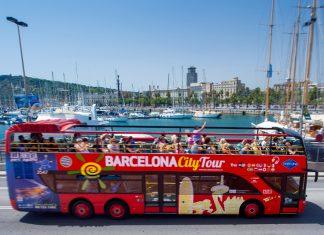 hop on hop off Barcelona bus tours