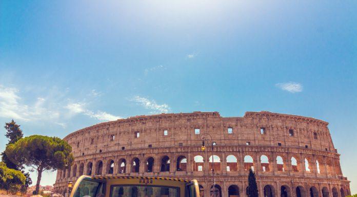 hop on hop off Rome bus tours